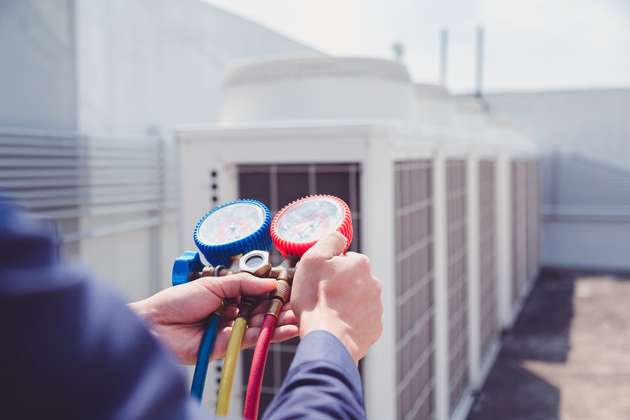 heating installation and repair services